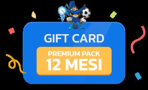 DAL 4° AL 23° IN CLASSIFICA: pacchetto Premium Pack da 12 mesi su app Leghe Fantacalcio